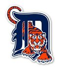Detroit Tigers  Decal / Sticker Die cut