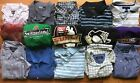 SEVEN(7) POUNDS CLOTHING SHIRTS TOPS T BUTTON LOT VARIETY DRESS POLO CASUAL MEN