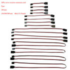 10/15/30/50 cm Servo Extension Male to Female Lead Wire Cable For Model Aircraft