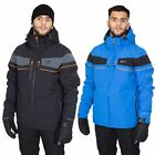DLX Pryce DLX Stretch Mens Ski Jacket Casual Active Hooded Coat