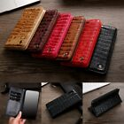 Wallet Card Pocket Magnetic Flip PU Leather Stand Holder Case Cover For iPhone