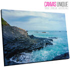 SC831 giants causeway ocean photo Scenic Wall Art Picture Large Canvas Print