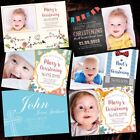 Personalised Baby Girl Boy Invitations Cards Christening Personalised
