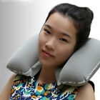 Travel Pillow Neck Support Head Rest Airplane Car Cushion image