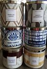 BATH & BODY WORKS 3 WICK CANDLES LAVENDER SORBET BALSAM VANILLA MINT U CHOOSE