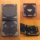 Custom Nintendo Game Boy Advance GBA SP AGS-101 - New! Brighter Screen!