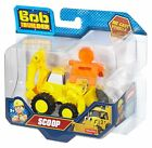 Bob The Builder Diecast Fuel Up Friends - Choose Dizzy, Scoop, Two Tonne or Muck