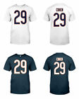 Chicago Bears Tarik Cohen #29 Jersey T Shirt FREE SHIPPING!