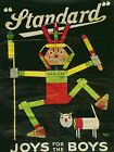 RETRO METAL PLAQUE Standerd Fireworks! Joys for the Boys sign/ad