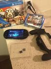 PS Vita bundle with grip and 27 games
