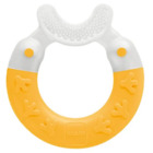 MAM Bite and Brush Teether 3 Months + Baby Soft Teething Brush 3 Colours
