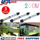 LOT 200W Water Heater Portable Electric Immersion Element Boiler For Fish Tank Y