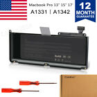 """New A1331 Battery For Apple Macbook Pro 13"""" 15"""" 17"""" A1342 (late 2009 Mid 2010)"""