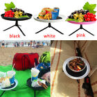 Stand Plate Beach Plate Bracket Home Fruit Plate Outdoor Plate with Stand