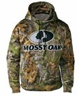 !! NEW XL L M Mossy Oak Obsession Pullover Fleece Hoodie Camo SweatShirt Hunting