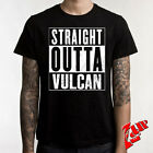 STRAIGHT OUTTA VULCAN T-SHIRT Star Trek Into Darkness SHIRT Starfleet  Spock TEE