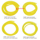 4 Size Petrol Fuel Line Hose Tube for common 2 Cycle Small Engine & Chainsaw