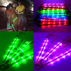 LED Light Horses Neck Belt Night Racing Equestrian Riding Horse Bridle Halter AU