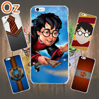Harry Potter Cover for LG Q6, Quality Design Painted Case WeirdLand