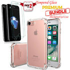 Transparent Crystal Clear Gel TPU Shockproof Bumper Case for iPhone 6 & 6 Plus