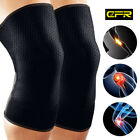 Sports Knee Support Breathable Sleeve Compression Knee Brace For Running Jogging