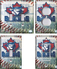 MLB Toronto Blue Jays - Light Switch Covers Home Decor Outlet on Ebay