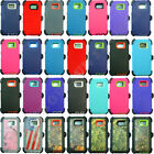 For Samsung Galaxy S6 / S6 Regular Case w/(Clip fits Otterbox Defender)&Screen