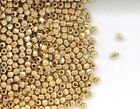 Gold-Filled 2.5 mm Faceted Round Accent Beads for Beading or Jewelry Making