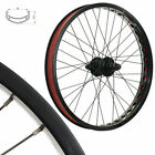 Stars-Cirle BMX BIKE Wheels Wheelset Oversized 20 Inch