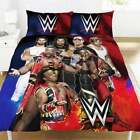 WWE Super 7 Duvet Cover & Pillow Set - Kids Wrestling Merchandise - NEW GIFTS