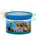 *KING BRITISH* TURTLE & TERRAPIN COMPLETE FOOD FOR TURTLES AND TERRAPINS