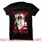 CANNIBAL CORPSE PUNK ROCK ALTERNATIVE  MEN'S SIZES  T SHIRT image