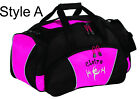 Large Personalized Dance Sports Gym Equipment Duffle Bag