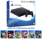 PlayStation PS4 slim 500gb or 1Tb Bundle & Lego Game Same Day mon-fri b4 3pm