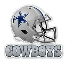Dallas Cowboys Decal / Sticker Die cut