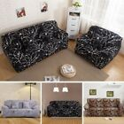 1/2/3 Seater Floral Stretch Sofa Slipcover Protector Chair Couch Cover Settee Fi