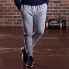 Higher State Mens Jogger Grey Pants Casual Sports Training Bottoms