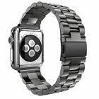 New Apple Watch Series 3/2/1 Stainless Steel Wrist iWatch Band Strap+ Case Cover