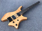 2018 NEW BRAND GROTE Headless Electric Guitar through the body neckFREE SHIPPING