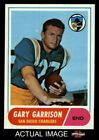 1968 Topps #36 Gary Garrison Chargers NM $5.75 USD