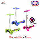 LIYU Outdoor Flashing Wheels Scooter 1281F Push Kick Mini Scooter T-bar For Kids