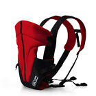 Newborn New Baby Infant Carrier Suspender Rider Sling Backpack Pouch Adjustable