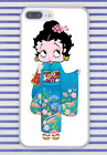 Betty Boop Kimono Cute Cartoon Hard Cover Case For iPhone 10 Galaxy Huawei New $9.85 USD