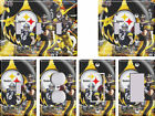 NFL - Pittsburgh Steelers 2 - Light Switch Covers Home Decor Outlet on eBay