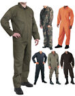 Camouflage Military Uniform Flight Suit Air Force Style Fighter Flight Coveralls