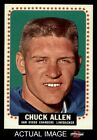1964 Topps #154 Chuck Allen Chargers NM/MT $49.5 USD on eBay