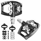 VP-R62 Dual Function Platform Shimaon SPD Road Touring Pedals