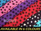 Funky Stars Extra Large Bandana in Choice 6 Colours 100% Cotton