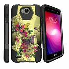 For LG X Power 2   Fiesta LTE   X Charge   K10 Power   LV7 Armor Stand Case