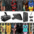 For LG X Power 2 | Fiesta LTE | X Charge | K10 Power | LV7 Armor Stand Case